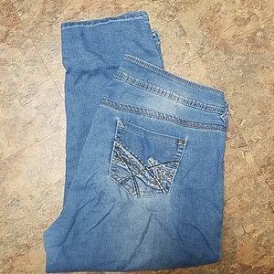 Bongo plus size jeans
